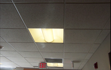 Energy Efficient Lighting.