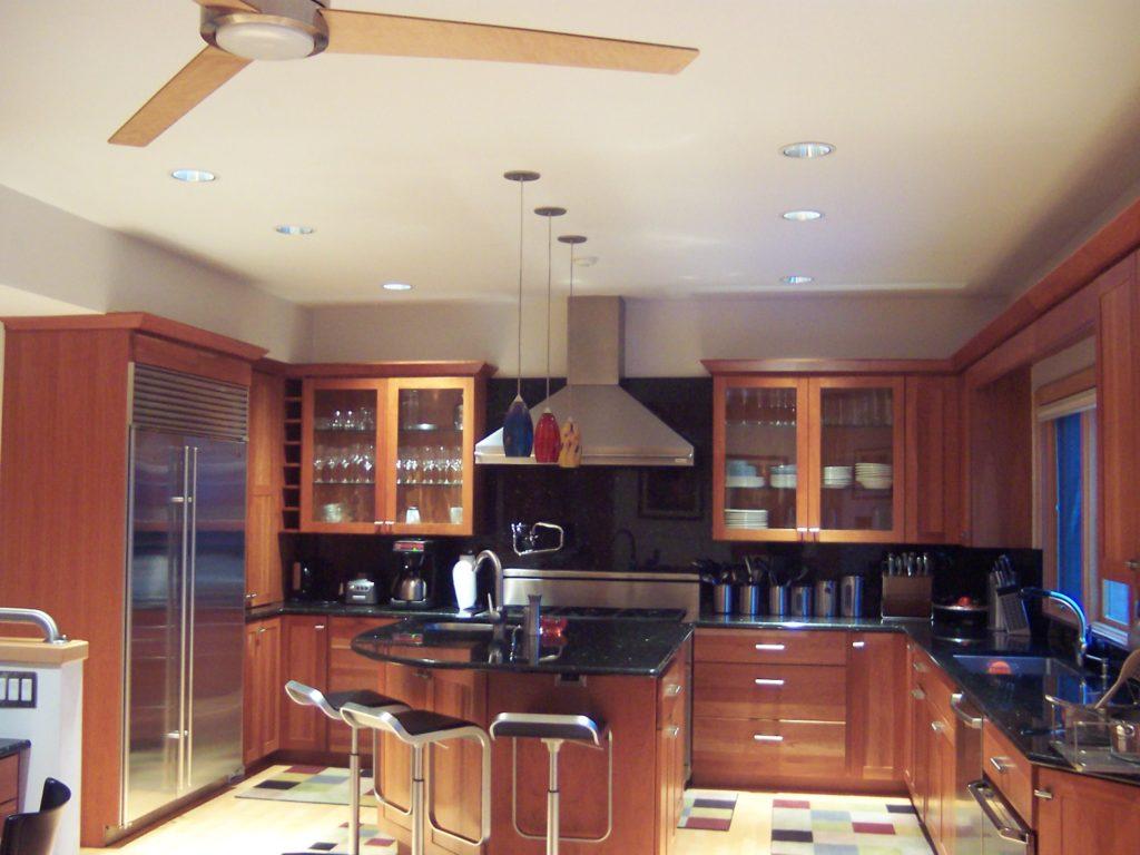 Michigan Kitchen lighting.