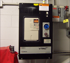 Variable Frequency Drive.